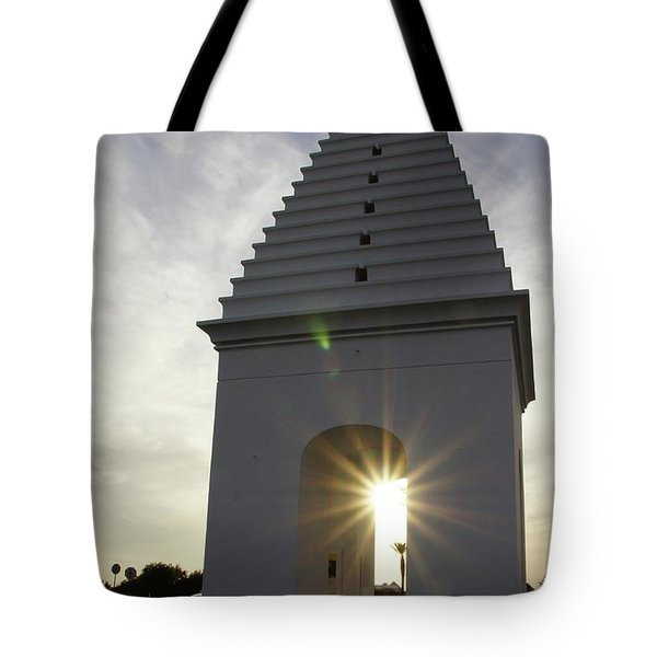 Butteries Sunset Tote Bag