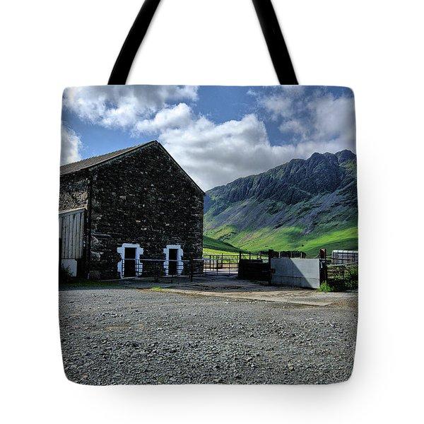Buttermere Farm Tote Bag