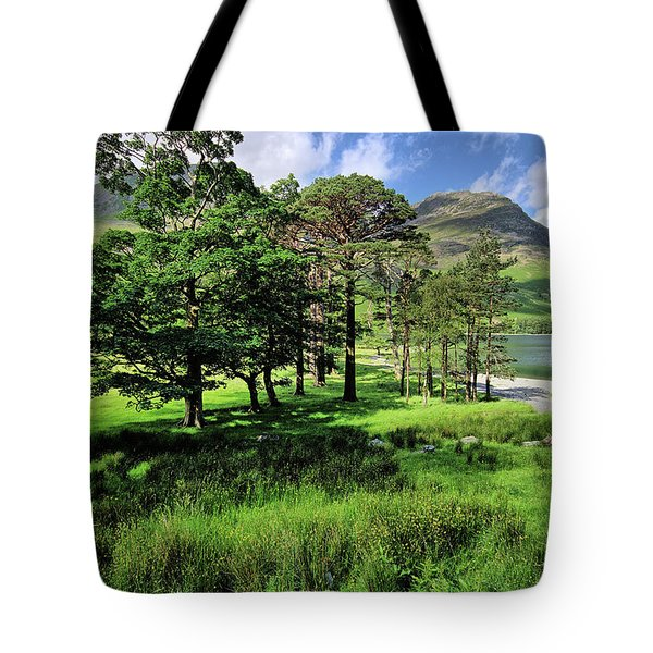Buttermere Pines Tote Bag