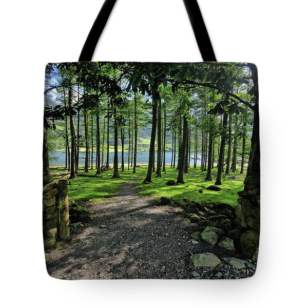 Buttermere Woods Tote Bag