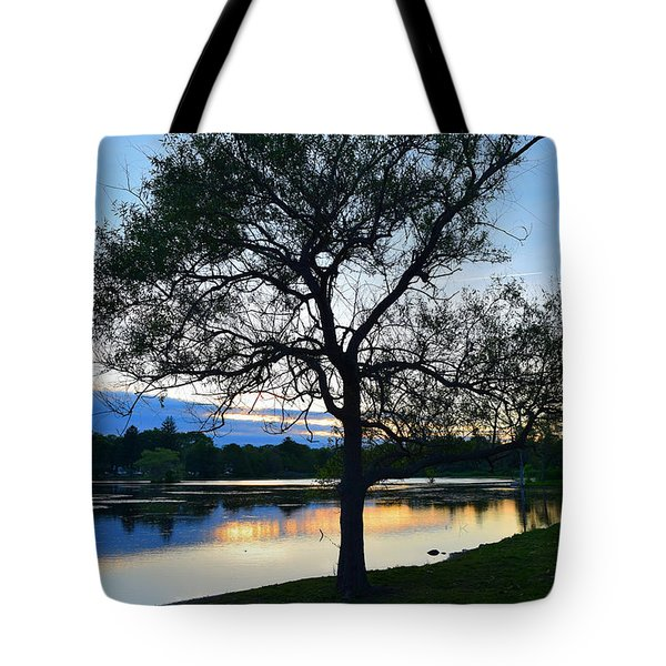Buttonwood Pond Tote Bag