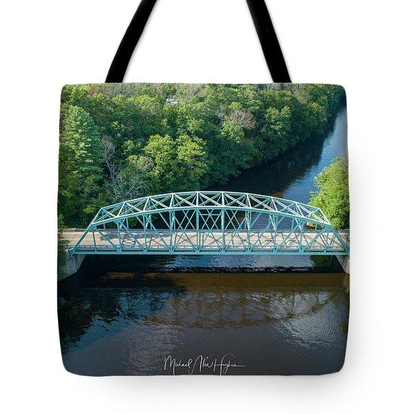 Butts Bridge Summertime Tote Bag