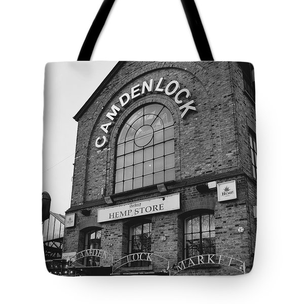 Bw Series Camden Lock Market Tote Bag