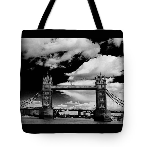 Bw Series Tower Bridge Tote Bag