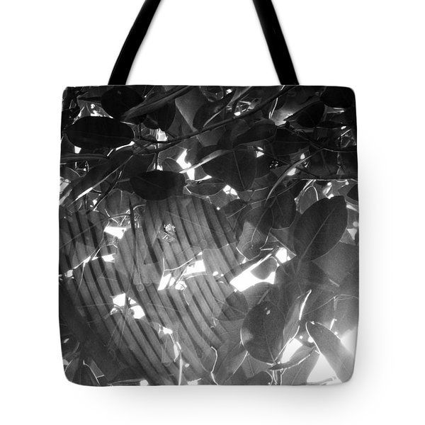 Bw Shadow Threads Tote Bag