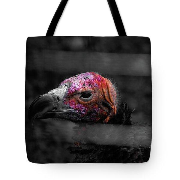 Bw Vulture - Wildlife Tote Bag