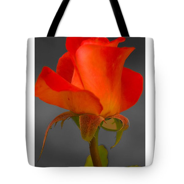 Tote Bag featuring the photograph By Any Other Name by R Thomas Berner