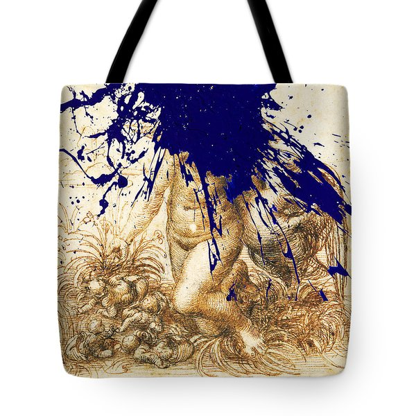 By Da Vinci Tote Bag