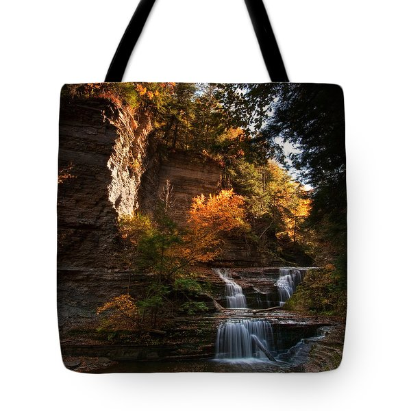 By Dawn's Early Light Tote Bag