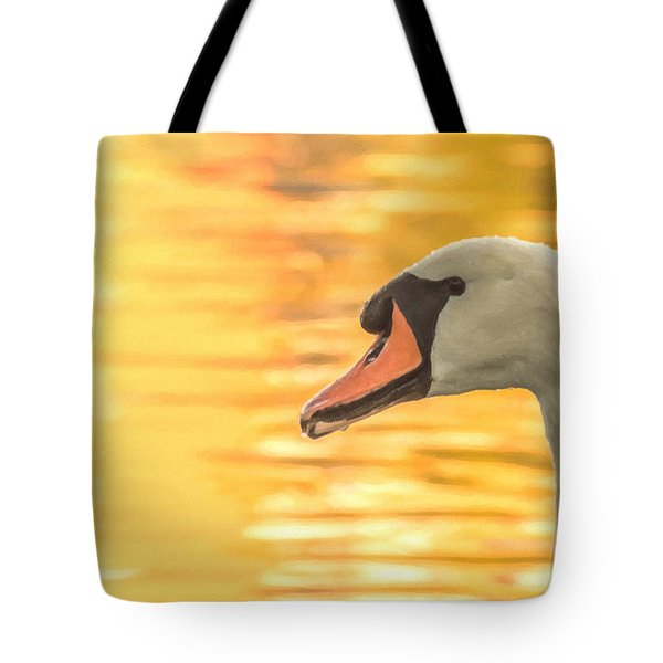 By Dawn's Light Tote Bag