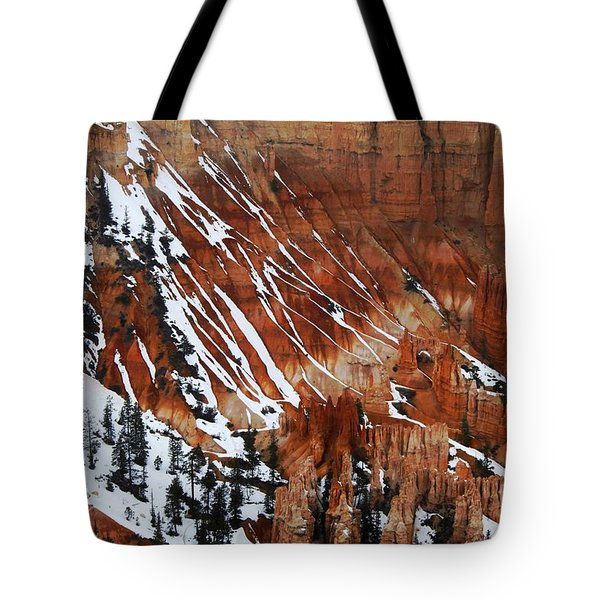 By God's Hand Tote Bag