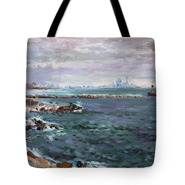 By Lakeshore Mississauga Tote Bag
