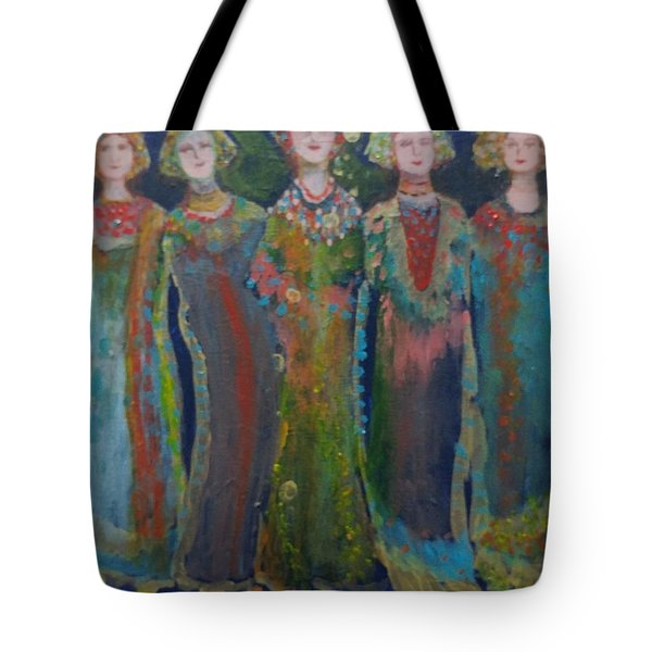 By The Baltic Tote Bag