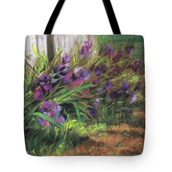 By The Barn Tote Bag by Julie Maas