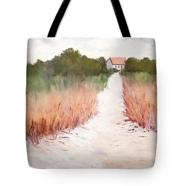 By The Beautiful Sea Tote Bag