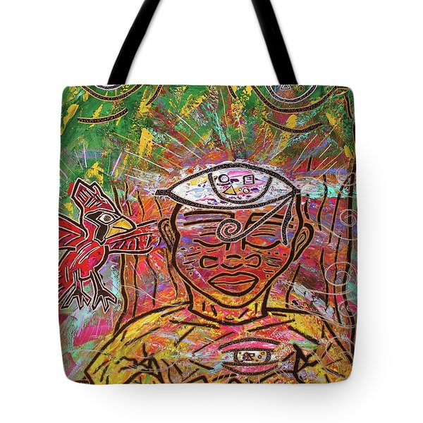 By The Bodhi Tree Tote Bag