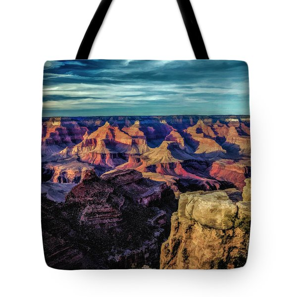 By The Dawns Early Light Tote Bag