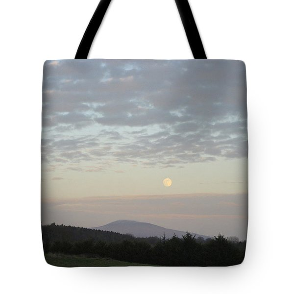 By The Rising Of The Moon Tote Bag