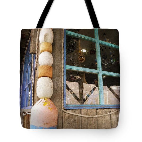 Tote Bag featuring the photograph By The Sea by Fran Riley