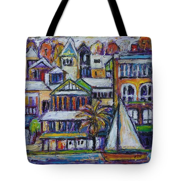 By The Water - Freo Tote Bag