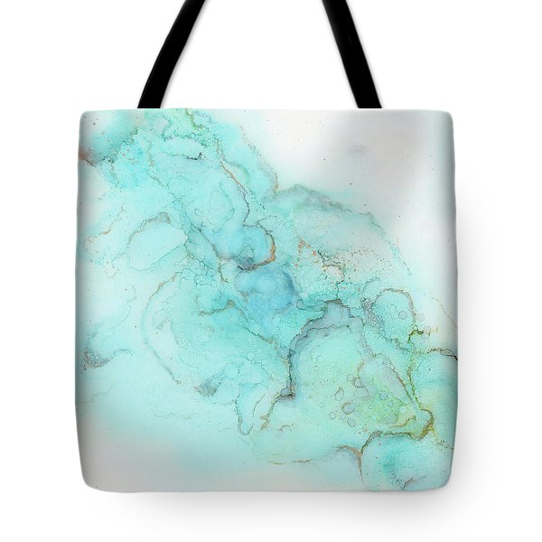 By This River Tote Bag