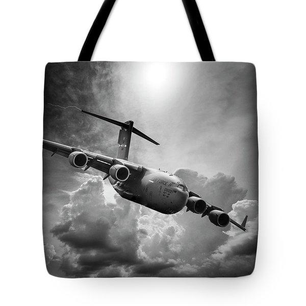 C-17 Globemaster Tote Bag