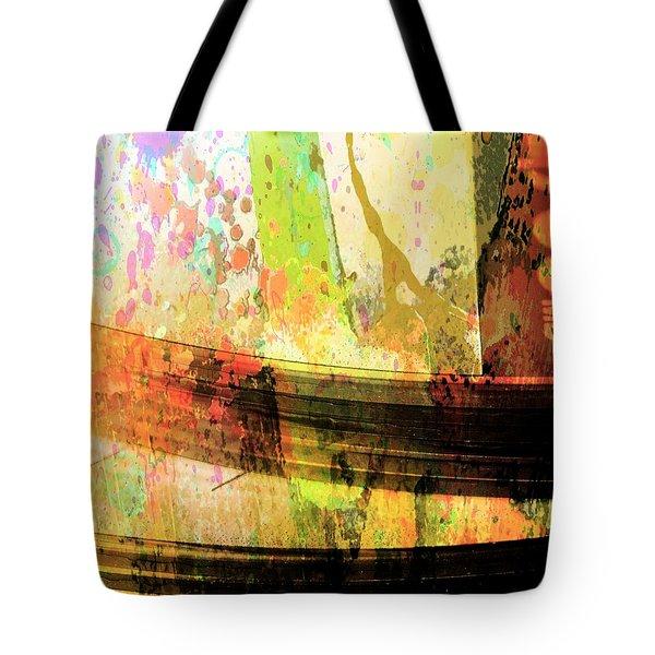 C D Art Tote Bag