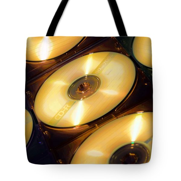 C D Collection Tote Bag
