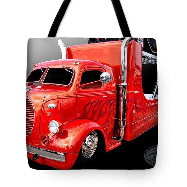 C O E Ford Hauler Tote Bag