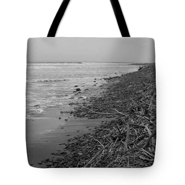 C Street Winter Tote Bag by Mark Barclay