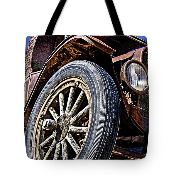 C202 Tote Bag