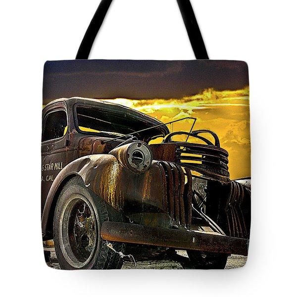 C209 Tote Bag