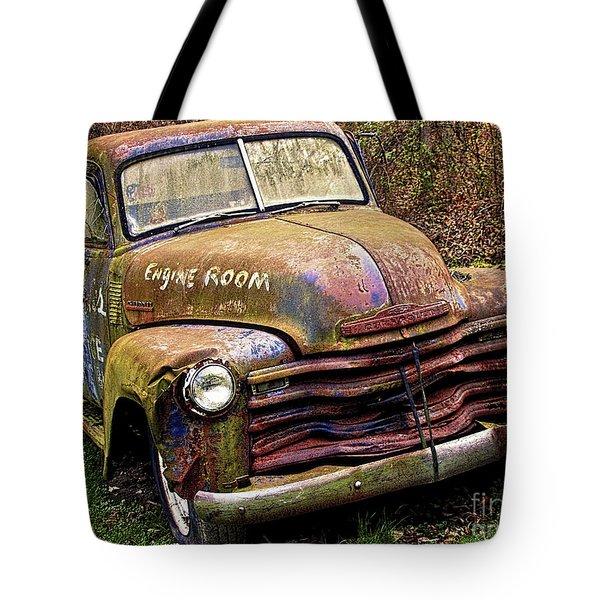 C210 Tote Bag