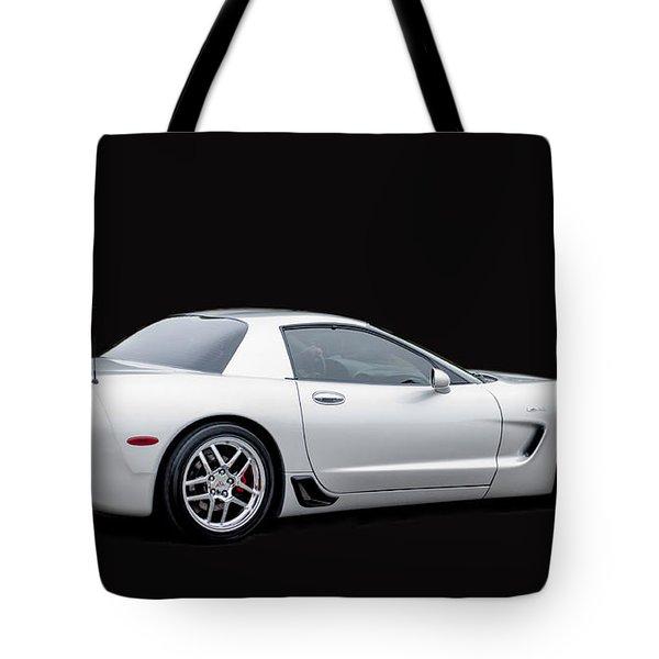 C6 Corvette Tote Bag
