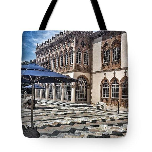 Ca' D'zan 2 Tote Bag by Rachel Hannah