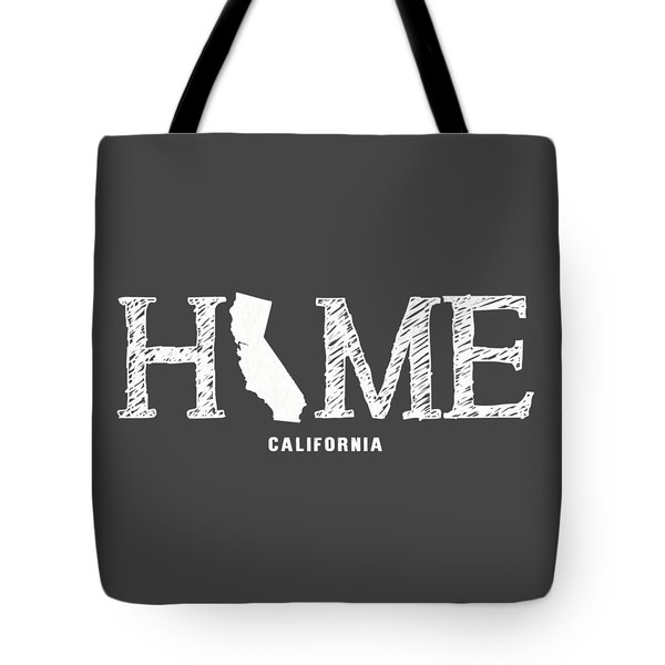 Ca Home Tote Bag
