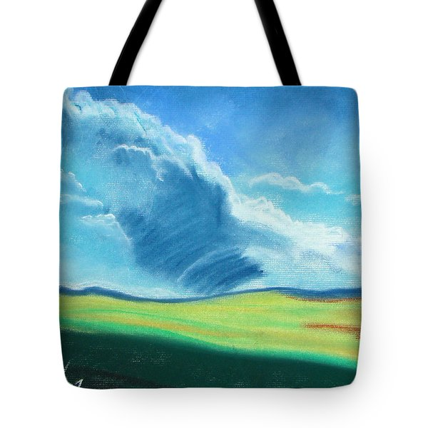 Ca Plains Tote Bag