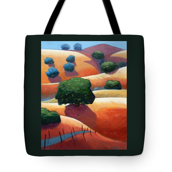 Ca Rollers Trip I Tote Bag by Gary Coleman