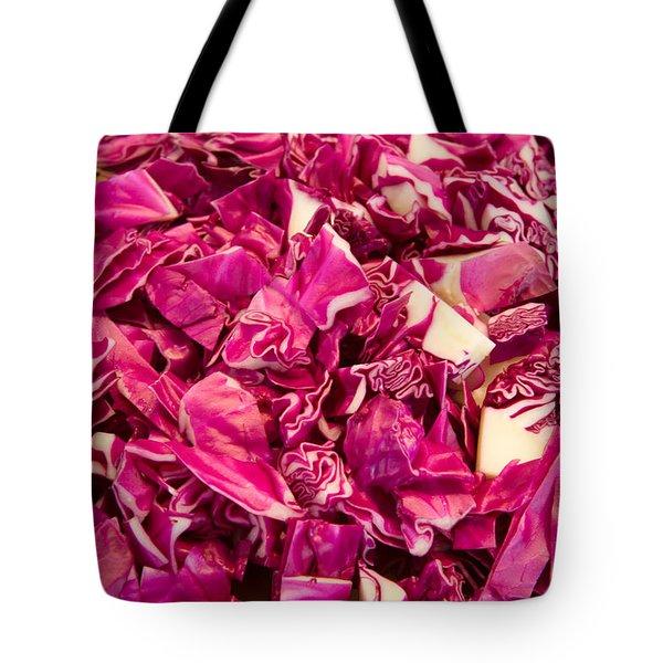 Cabbage 639 Tote Bag
