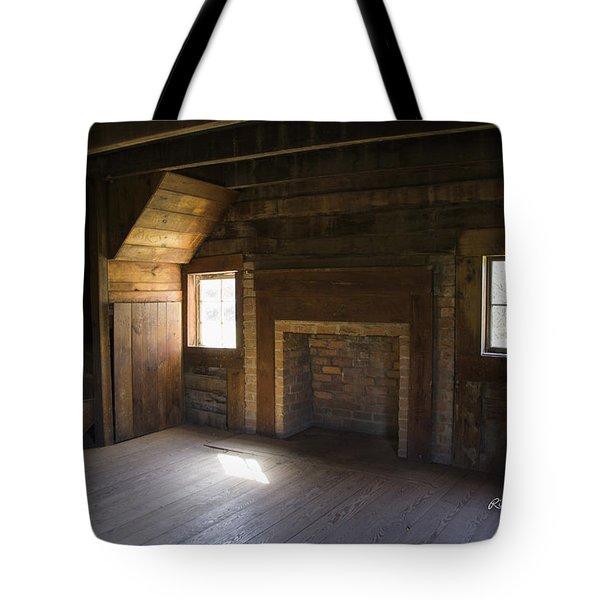 Cabin Home Tote Bag