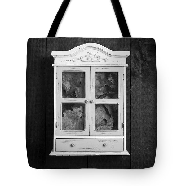 Cabinet Of Curiosity Tote Bag