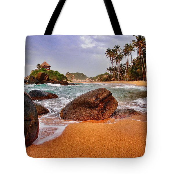 Tote Bag featuring the photograph Cabo San Juan by Skip Hunt