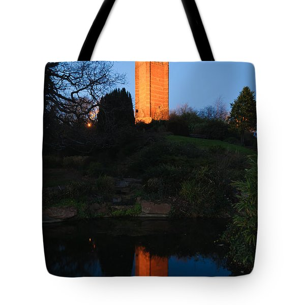 Cabot Tower, Bristol Tote Bag