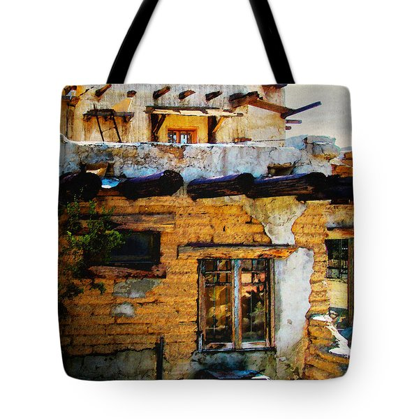 Cabot Yerxa Adobe 3 Tote Bag