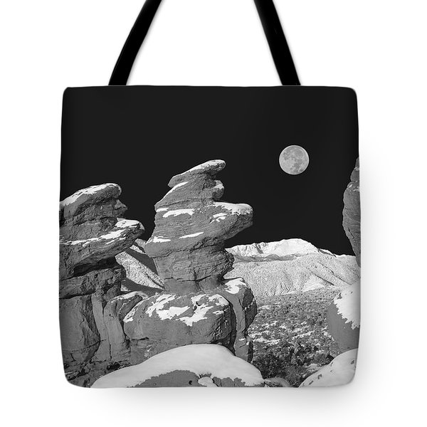 Cabrakan, The Mayan God Of Mountains  Tote Bag