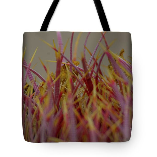 Tote Bag featuring the photograph Cacti by Rod Wiens