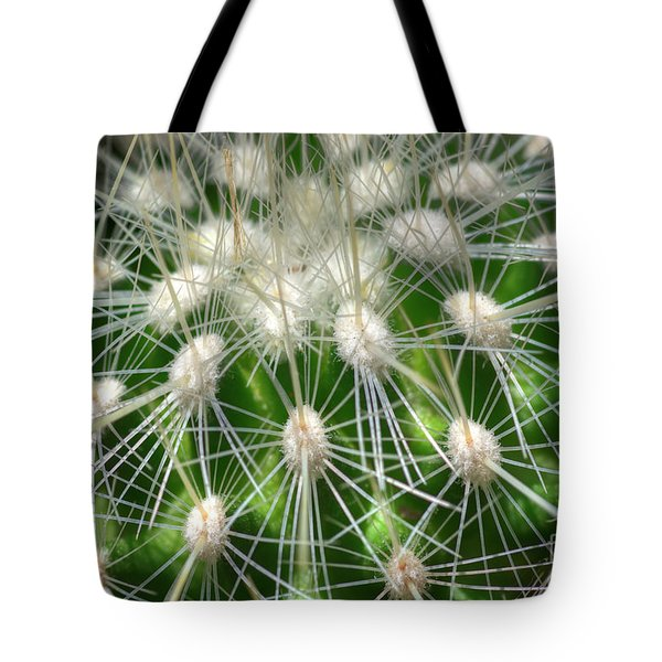 Tote Bag featuring the photograph Cactus 1 by Jim and Emily Bush