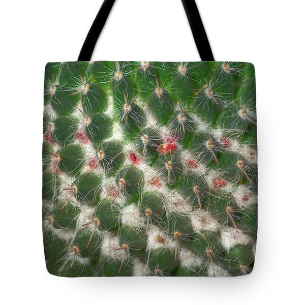 Tote Bag featuring the photograph Cactus 5 by Jim and Emily Bush