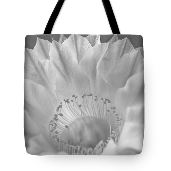 Cactus Bloom Burst Tote Bag