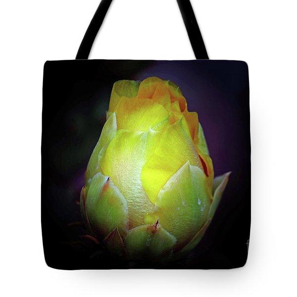 Cactus Flower 7 Tote Bag